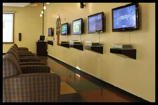 Secure Entertainment Recent Electronic Installations