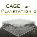 Playstation 3 PS3 CAGE Security Case