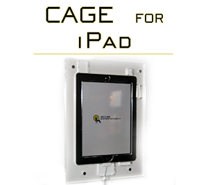iPad CAGE Security Case