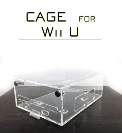 Wii U Security Case
