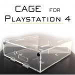 Security Case for the Playstation 4