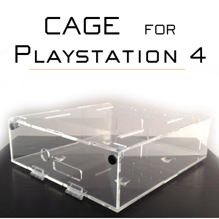 Playstation 4 Security Case