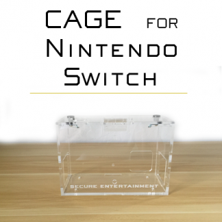 Nintendo Switch Security Case Lock Box