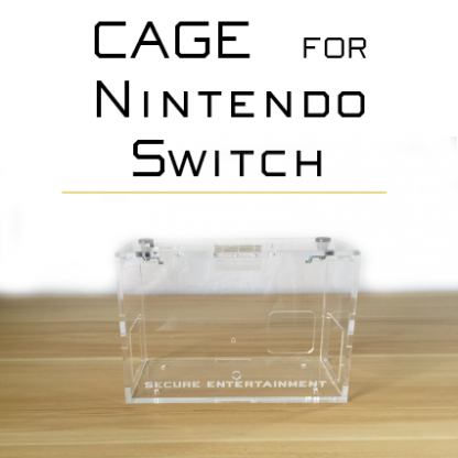 Nintendo Switch Security Case Lock Box