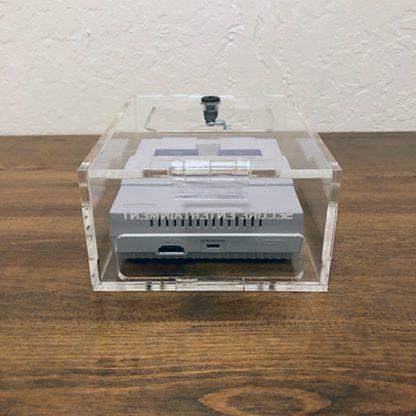 SNES CLASSIC Security Case Lock Box