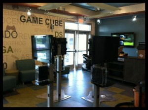 Picerne Military Housing Game Room