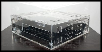 Playstation 3 PS3 CAGE Security Case 2