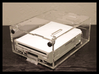 Nintendo Wii CAGE Security Case 3