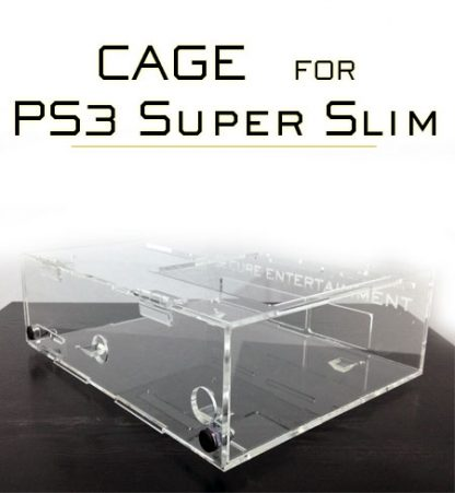 Playstation 3 Security Case PS3