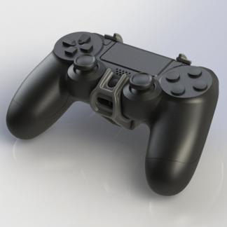 PS4 Controller Security Bracket