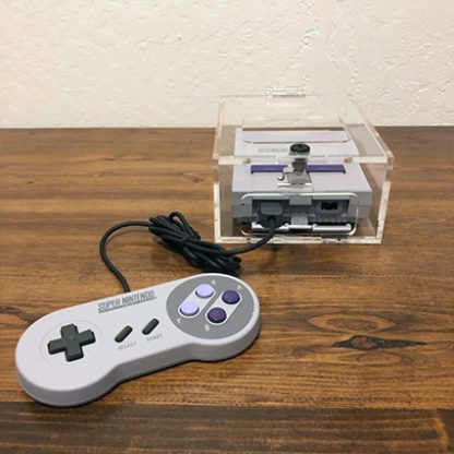 SNES CLASSIC Security Case Lock Box