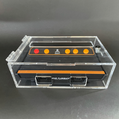 Atari Flashback Security Case Front System