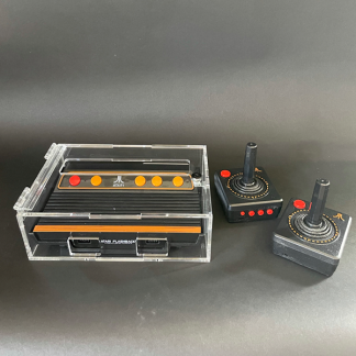 Atari Flashback Security Case Front System 2